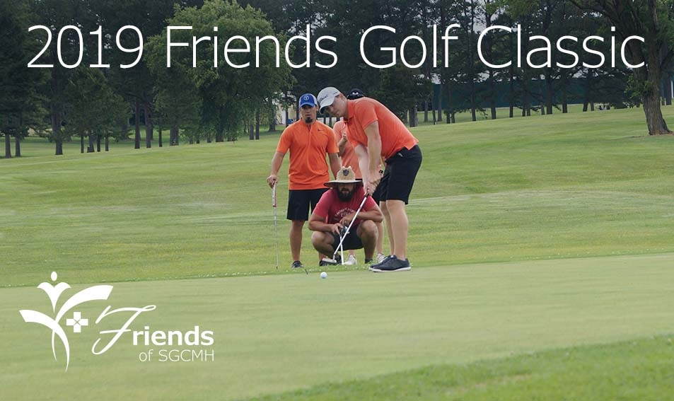 2019 Friends Golf Classic